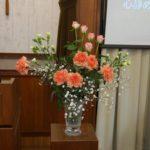 20170128_教会のお花